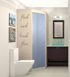 Small bathroom design by me interior designs by flavia Facebook.com/interiordesignsbyflavia