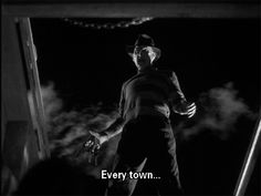 Every Town has an Elm street!!  Last nightmare on elm street