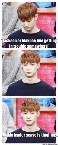 Nothing gets pass JB lol | allkpop Meme Center