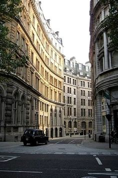 Great Scotland Yard - London, England