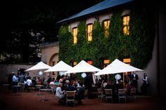 Sydney wedding | Hyde Park Barracks Cafe | Image: Nigel Unsworth Photography