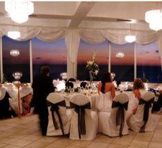 Sunset wedding amazing view. Presidential Ballroom.  Grand Plaza Florida.  St Pete Beach, Fl Wedding.