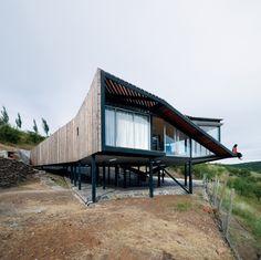 Casa Kiltro en Talca Chile