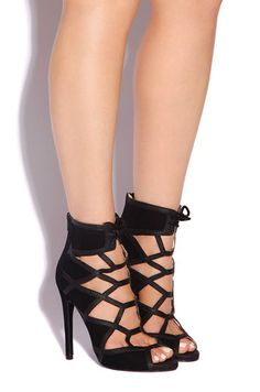 Fashion Siren - Black - Lola Shoetique