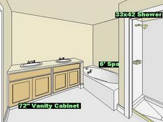 Master Bathroom Layouts Pictures Ideas ~ Http://lanewstalk.com/how