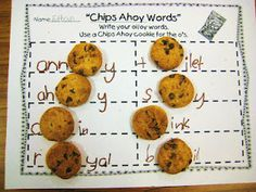First Grade Wow: word work
