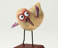 love this bird - whimsical
