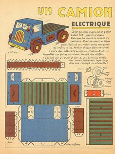 1camion by pilllpat (agence eureka), via Flickr
