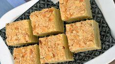 Podrobný recept s fotonávodem na řezy Napoleon, candy Sweet Cooking, Dessert Recipes, Desserts, Cornbread, Tiramisu, Baking, Cake, Ethnic Recipes, Tv