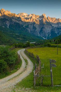 Theth National Park/ Albania (by   mistaluis).