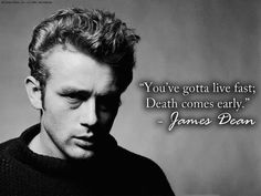 quotes james dean - Google Search