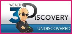 BE THE FIRST TO DISCOVER SOMETHING THAT IS SO FAR UNDISCOVERED  Here is a new system that I just came across that seems very interesting take a look and tell me what you thinks http://www.newwealthdiscovery.com/?id=jim46