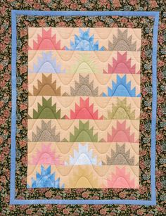 MOUNTAINS MAJESTY QUILT             PC