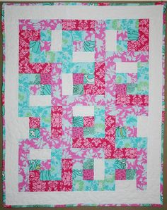 Aloha Quilt Nov 2009, by Alwayscreatingsomething
