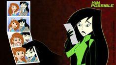 Kigo - Shego & Kim Possible Kim X Shego, Yuri, Kim Possible Shego, Percy Jackson Art, Phineas And Ferb, Couple Cartoon, Barbie Movies, Deviantart, Disney And Dreamworks