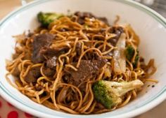 Beef Noodles - Cambodian Food - Cambodian Food Recipes