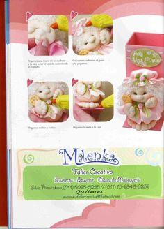 Libro diseño de muñequeria soft VOL.4  14/38