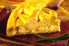 Receita de Torta deliciosa de palmito em receitas de tortas salgadas, veja essa e outras receitas aqui!
