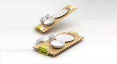 Magic Tray by Ryan Jongwoo Choi | FoodiesFavorites.com ★