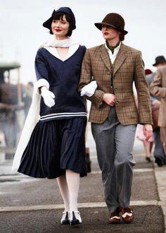 American Duchess: The Reno Tweed Ride: Inspiration