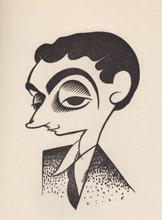 Irving Berlin by Miguel Covarrubias