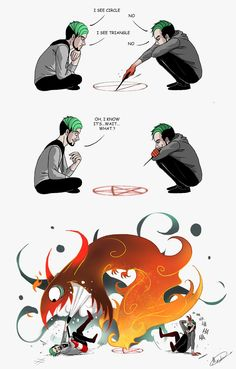 Jacksepticeye & Anti | Quick, Draw ! by maskman626 on DeviantArt