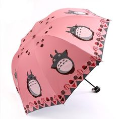 My Neighbor Totoro Umbrella – Top Notch Products  Are you a big fan of Totoro? Available in 4 colors!  Get yours here ➩ http://mytopnotchproducts.com/products/my-neighbor-totoro-umbrella  TAG a friend who would also like one