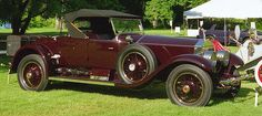 1926 Rolls Royce Silver Ghost Piccadilly roadster