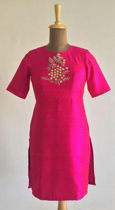 The Pink Kurta