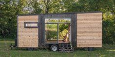 Alpha Tiny Home Exterior #tinyhomeexterior