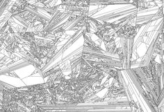 Crystallization  http://soulwire.co.uk/nodes#