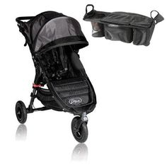 Baby Jogger BJ15210 City Mini GT Single With Parent Console – Black Shadow   - Click image twice for more info - See a larger selection of   baby joggers at   http://zbabybaby.com/category/baby-categories/baby-strollers/baby-jogger-stroller/  - gift ideas, baby , baby shower gift ideas, kids   « zBabyBaby.com