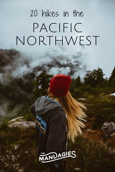 """You just read that first line and are probably thinking, """"Oh my gosh, how and I supposed to choose from so many options?!""""To be honest, I have never been on a PNW hike that has disappointed. But, if you want some that are tested by Berty and I (and are super beautiful) we've created this ..."""