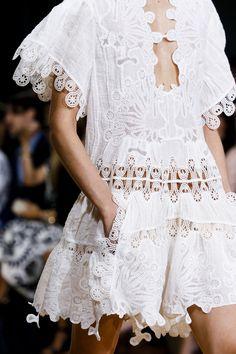 Chloé spring/summer 2015, Paris Fashion Week