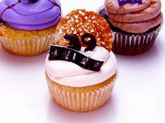 Vegan Creme Brulee Buttermilk Cupcakes recipe from Cupcake Wars via Food Network
