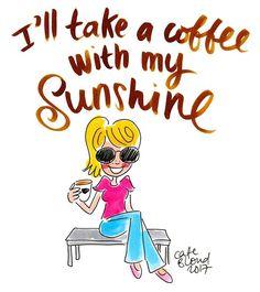 8c994d6a05 #coffeeandcake #sunsout #sunglasses #coffeeinthesun #warmweather  #timetorelax #sunshineonmymind #