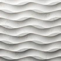 Deko-3D-Wandpaneel aus Naturstein