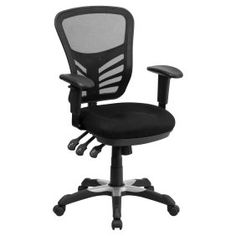 Modway Articulate Mesh Back and Seat Office Chair, Multiple Colors - Walmart.com