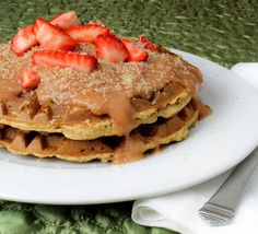 Making waffles without oil is pretty unheard of, but oil-free waffles are indeed possible and completely delicious.