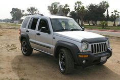 Sport Utility 2004 Jeep Liberty 4wd Sport With 4 Door In San