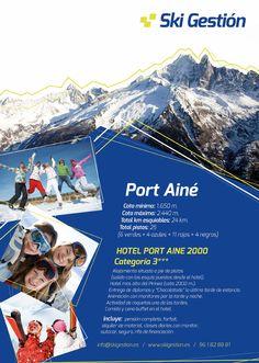 1 Port AinéSki Gestión