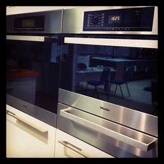 Miele Combination Oven Warming Drawer Pyrolytic