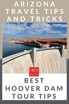 The #HooverDam is one of the top Arizona travel places to visit from #LasVegas. Add this to your Arizona travel tips and tricks: What you need to know for a Hoover Dam tour WITH budget travel tips. By @corrtravel #CORRTravel Travel Tips and Tricks | Travel Planning | Arizona Travel Guide | USA Travel Guide | Travel Guides | Budget Travel Tips | Travel Cheap Tips Solo Travel Tips, Usa Travel Guide, Budget Travel, Travel Usa, Travel Guides, Hoover Dam, International Travel Tips, Arizona Travel