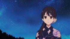 mitsuki Nase lanter festival gif