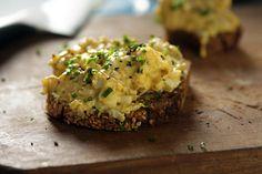 egg salad - substitute with szechuan peppercorns?