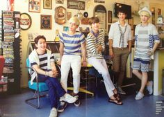 "SHINee JAPAN NEW SINGLE ""Boys Meet U"" NORMAL EDITION BOOKLET Taemin ♥ such a cozy pretty cafe omg"