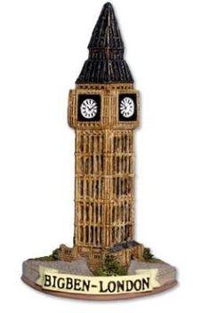 Big Ben London Souvenir Fridge Magnet Gift England UK GB: Amazon.co.uk: Kitchen & Home