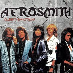 Aerosmith Sweet Emotion 2LP Riding high on the immense success of Permanent Vacation and its three hit singles; Dude (Looks Like a Lady), Angel and Rag Doll, their November 16th appearance at the Hamp