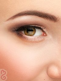 Eye makeup tips for deep set eyes | Hair and Skin | Pinterest ...