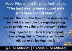 Why the Tourette Syndrome Association Should Be Investigated: Part5 (By ACN Latitudes). #tourettes #tics #acnlatitudes